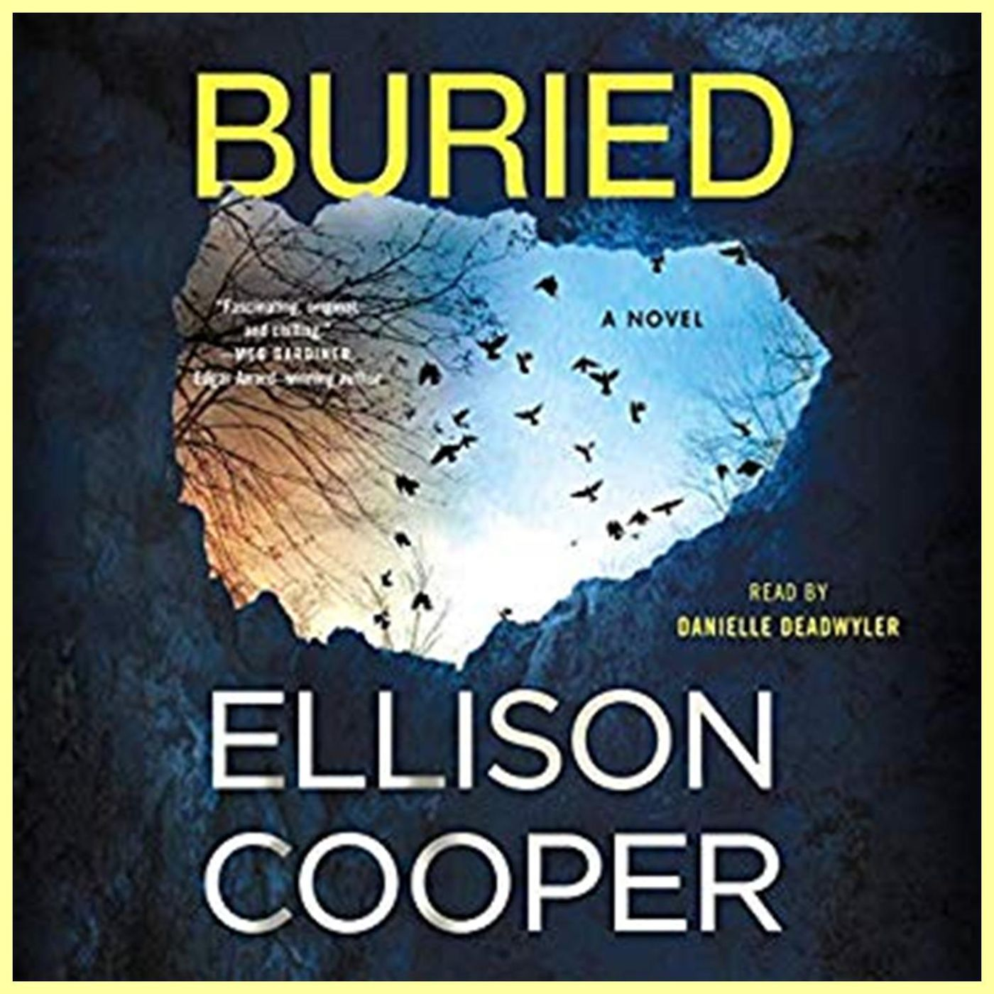 ELLISON COOPER - Buried