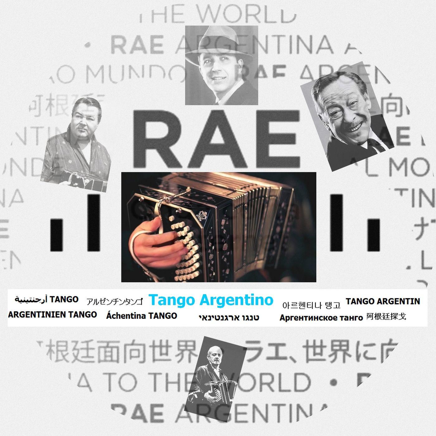 Argentine Tango (Tango Argentino) (podcast) #934238