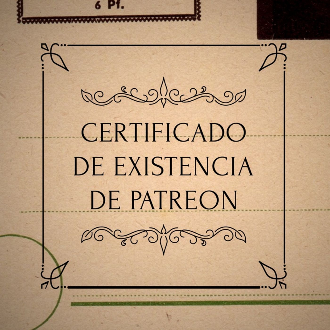 ¿Dónde pido un certificado de Patreon?