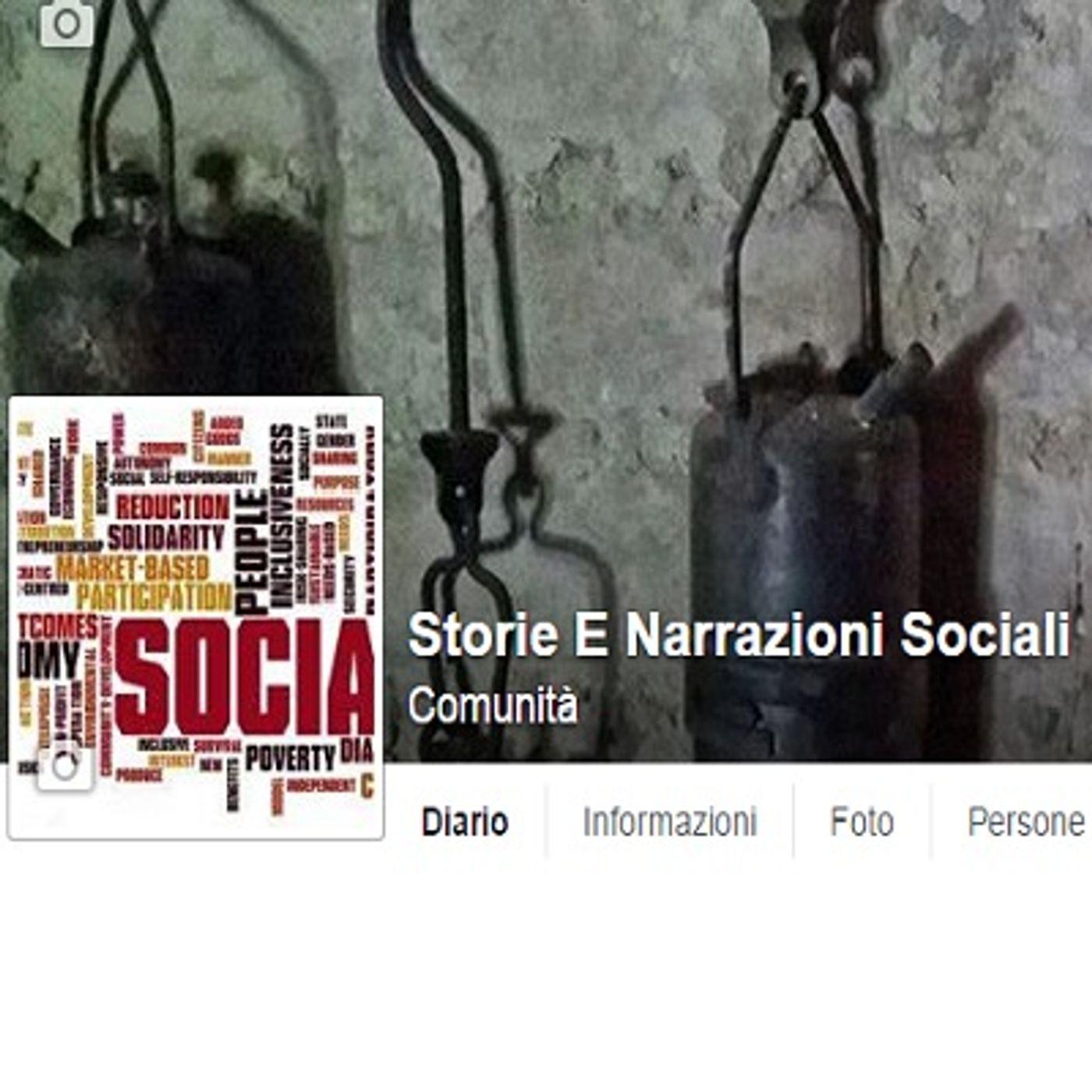 storie e narrazioni sociali