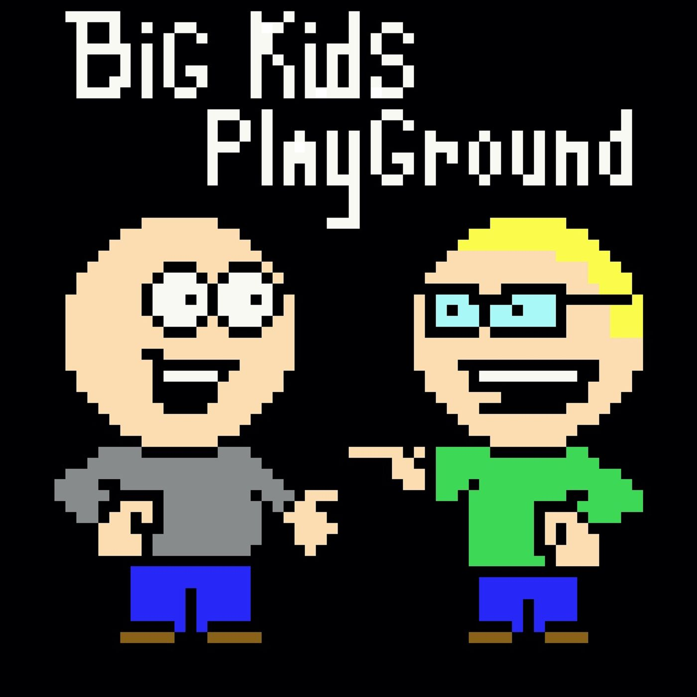 Big Kids Playground