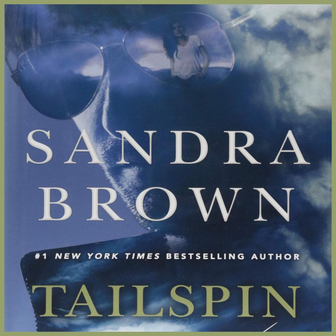 SANDRA BROWN - Tailspin (WBW)