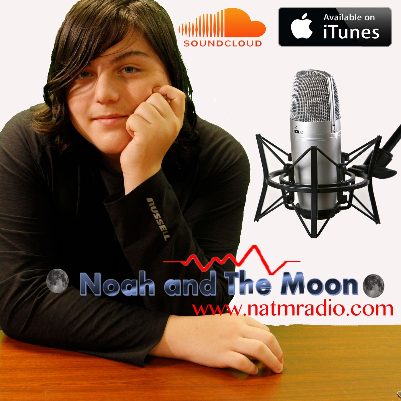 Noah And The Moon Radio!