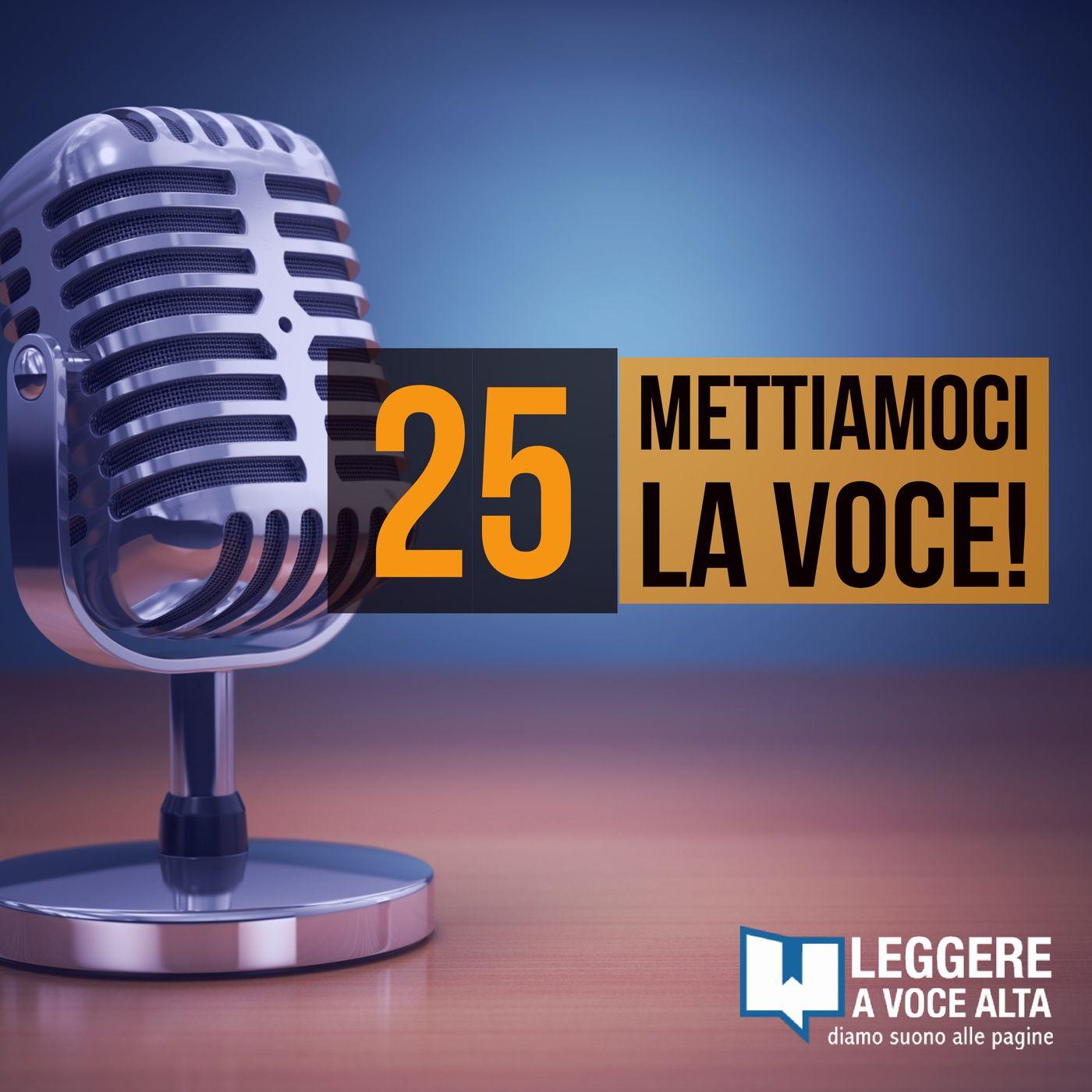 25 - leggere col microfono