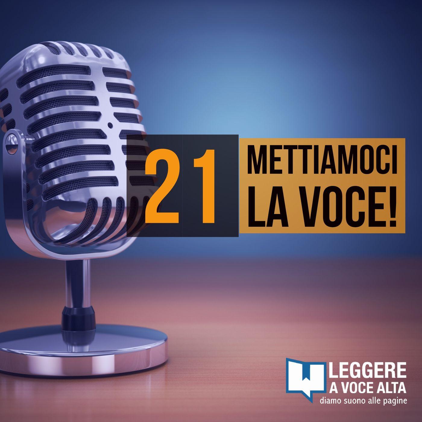 21 - Leggere in un podcast - con Racconti (un podcast di inutile)