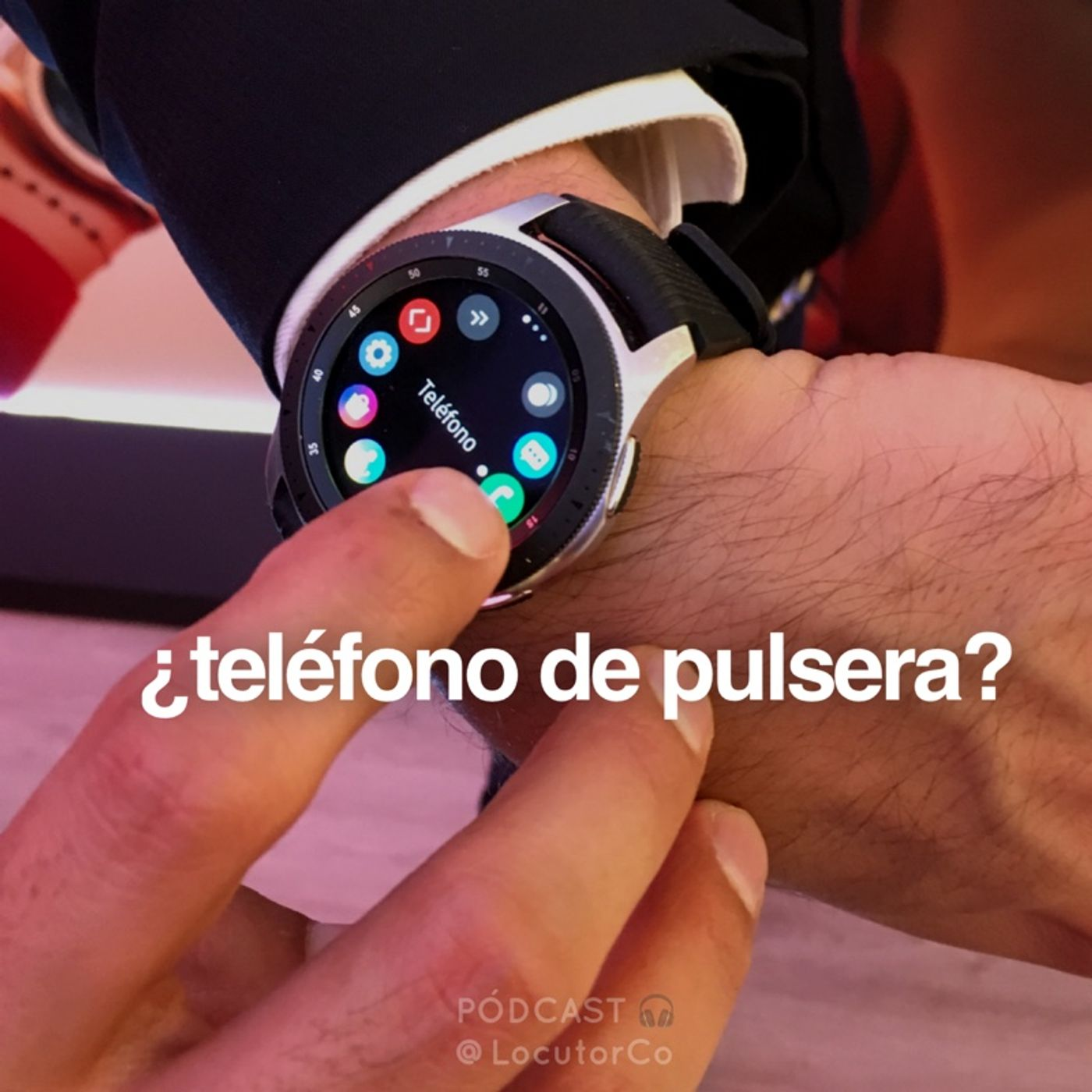 Reloj Samsung Galaxy Watch LTE: con eSIM