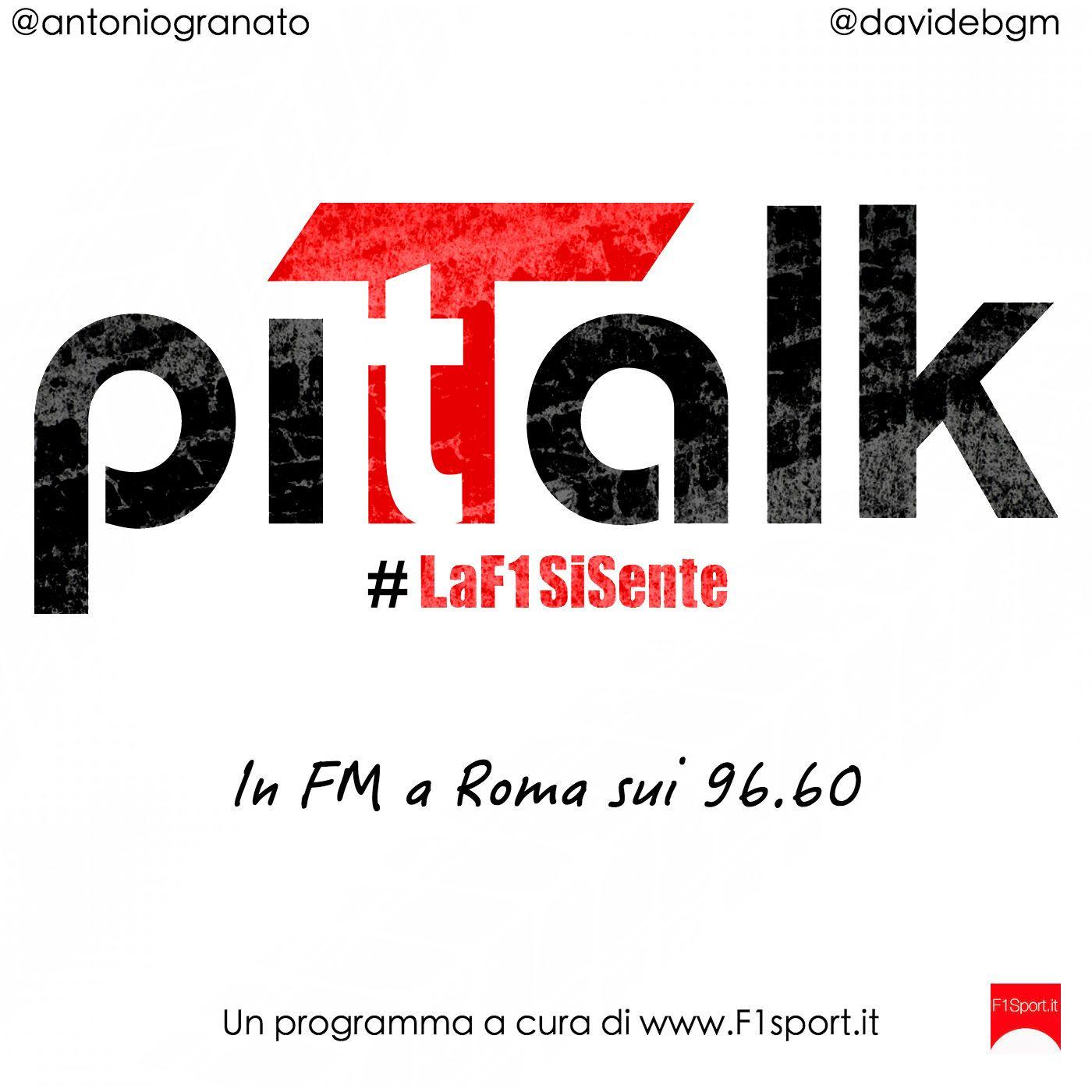 Pit Talk - Formula 1 - F1