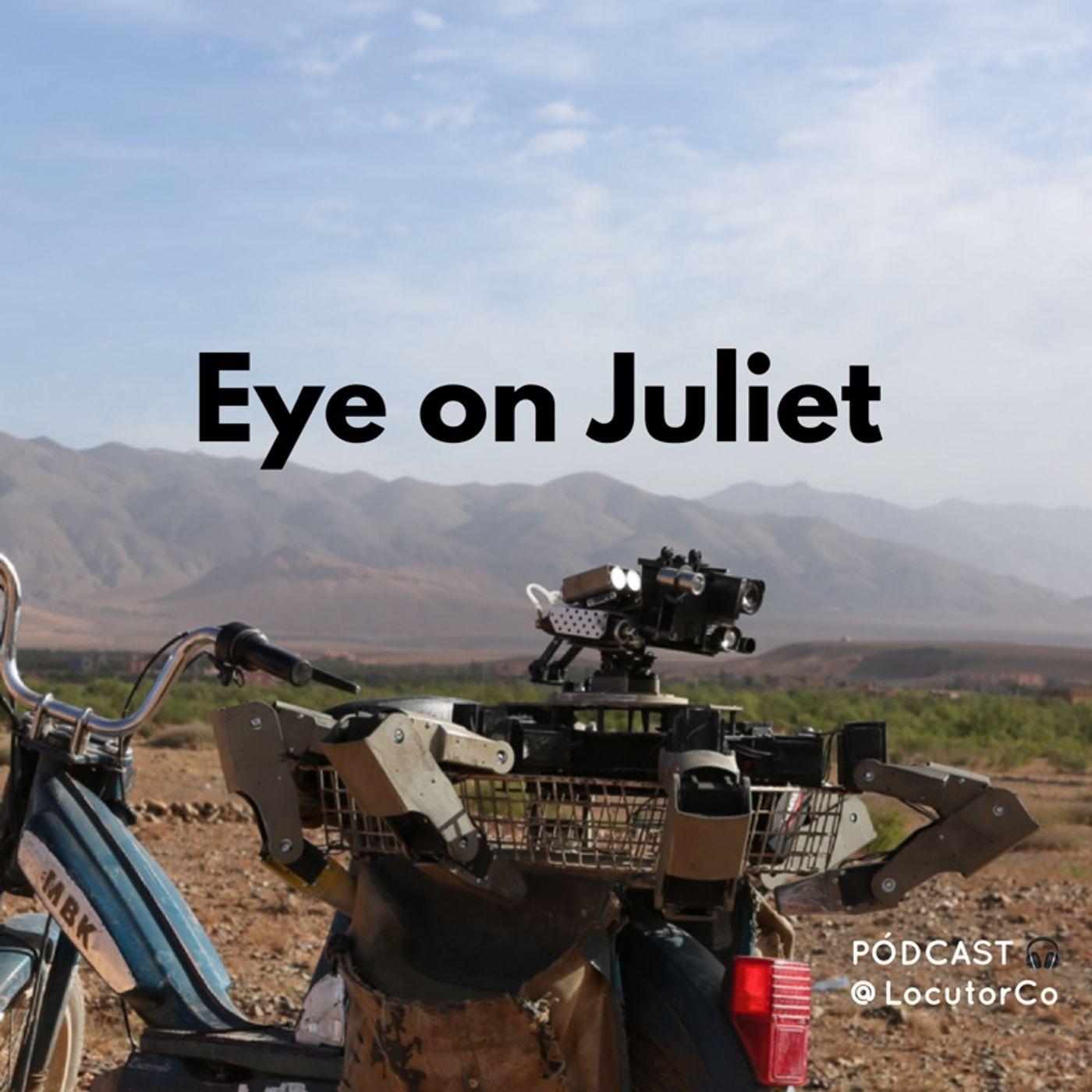 Eye on Juliet: El Escape en cines.