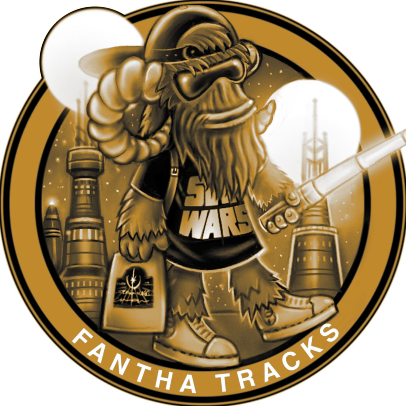 Fantha Tracks Radio: A Star Wars Podcast