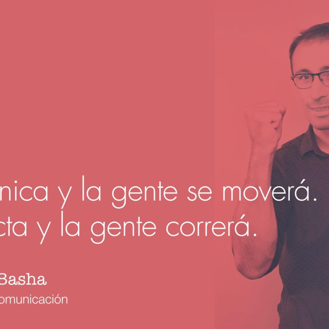 Mejora tu comunicación. James Basha