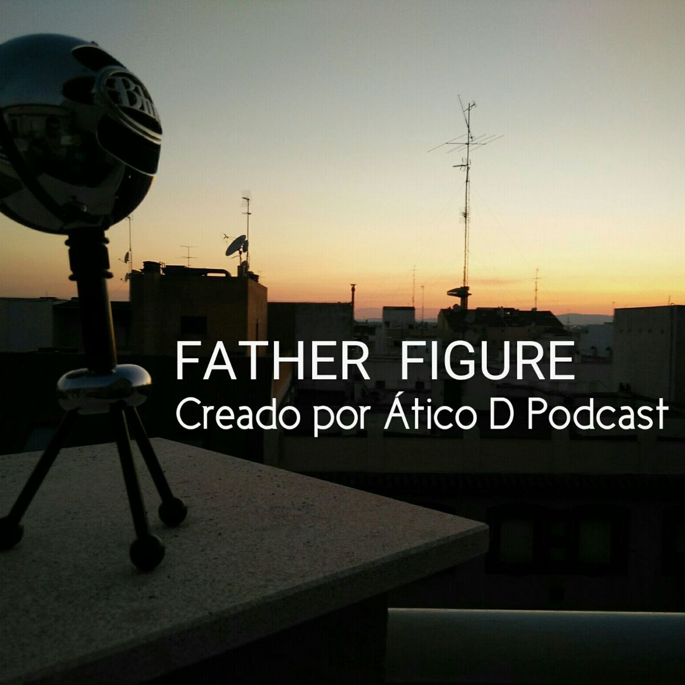 Logo de FATHER FIGURE. Socorro, soy padre