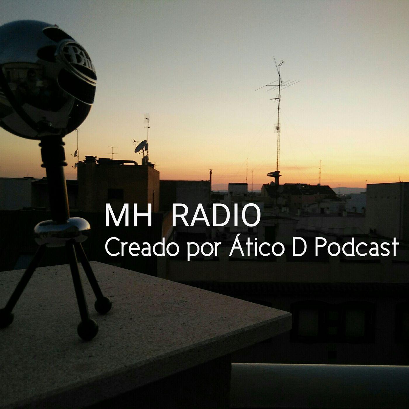 Logo de MH RADIO. Noticias que nadie te cuenta.