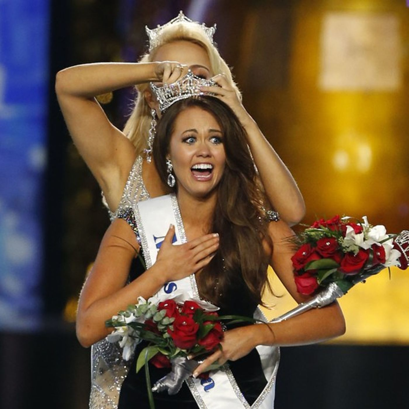 No Bikinis on Miss America???