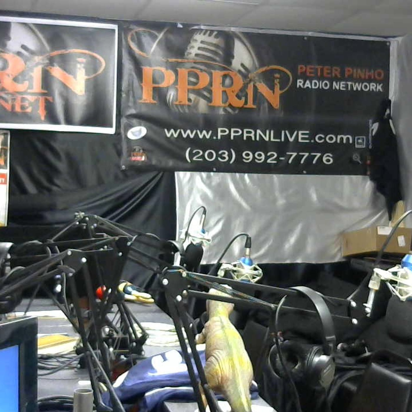 The Peter Pinho Show On PPRN Radio