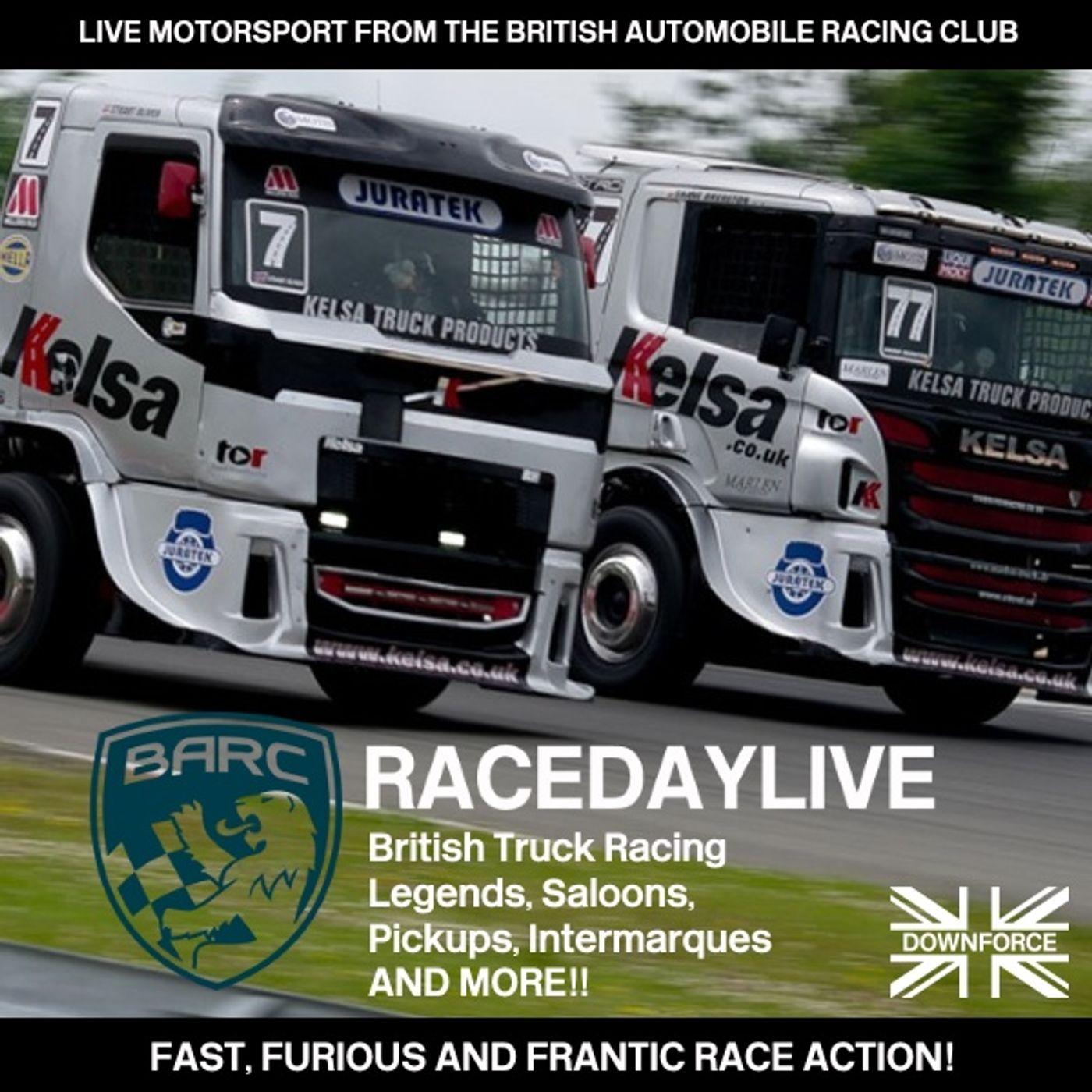 BARC #RaceDayLive