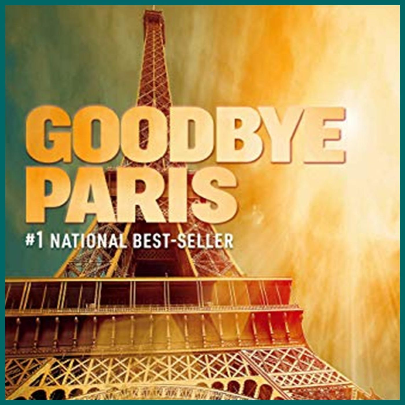 MIKE BOND - Goodbye Paris