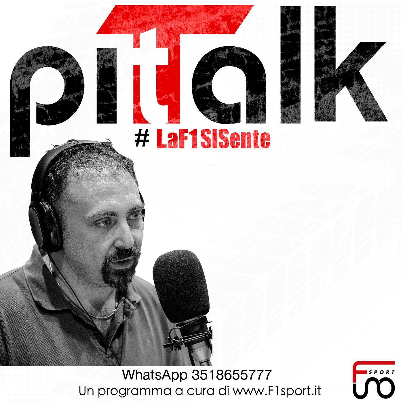 Pit Talk - Formula 1 - F1 Podcast