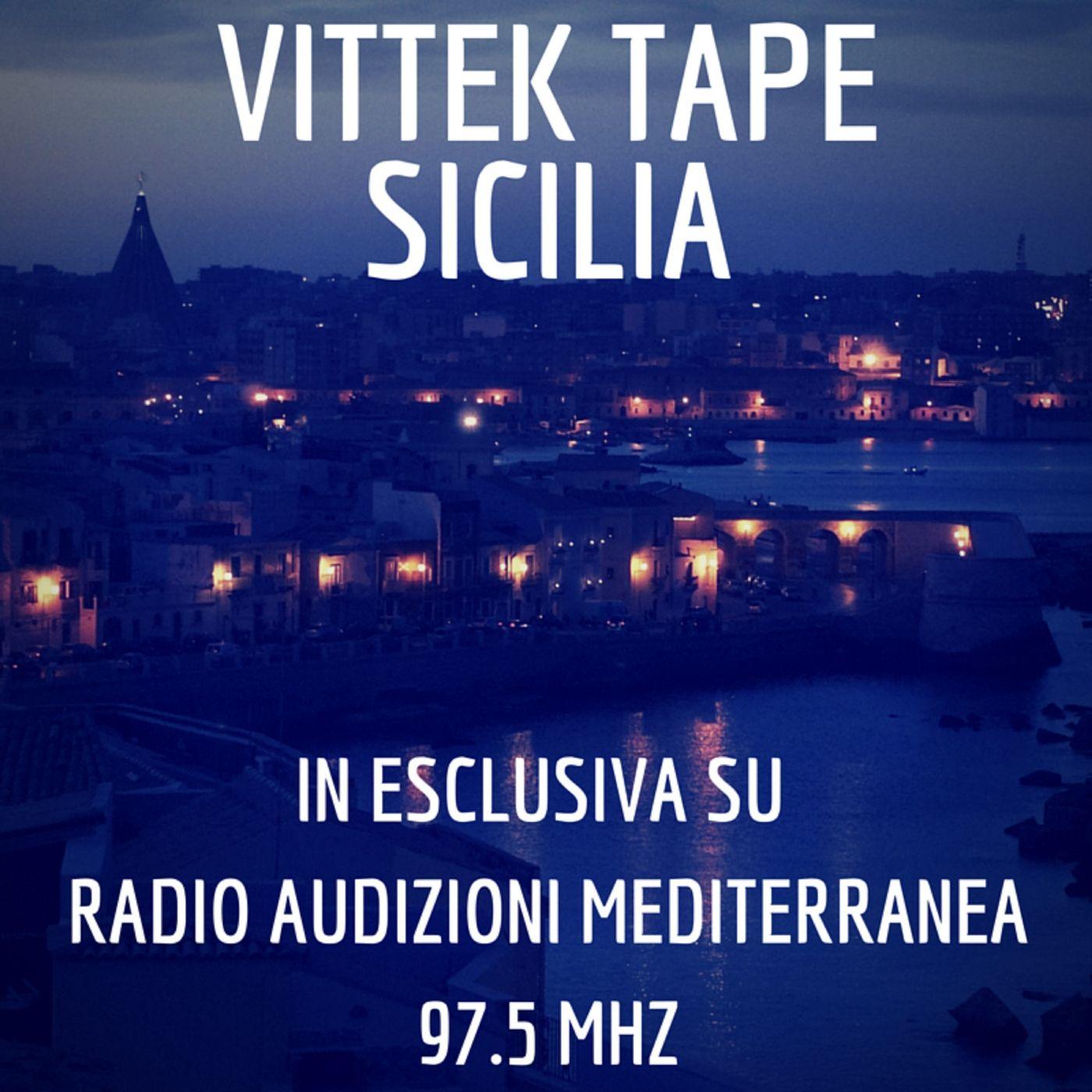 Vittek Tape Sicilia