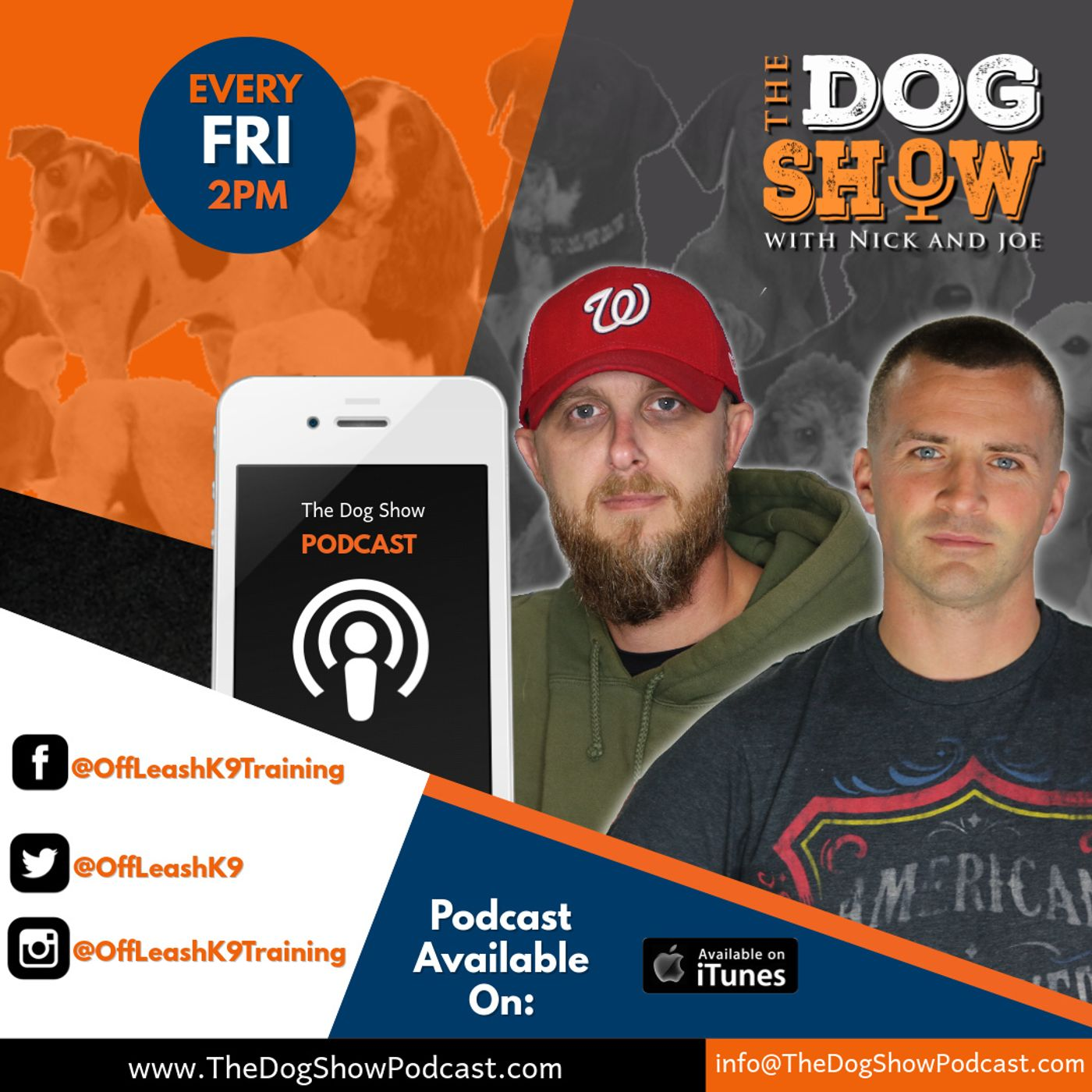 The Dog Show with Nick and Joe - Episode 8