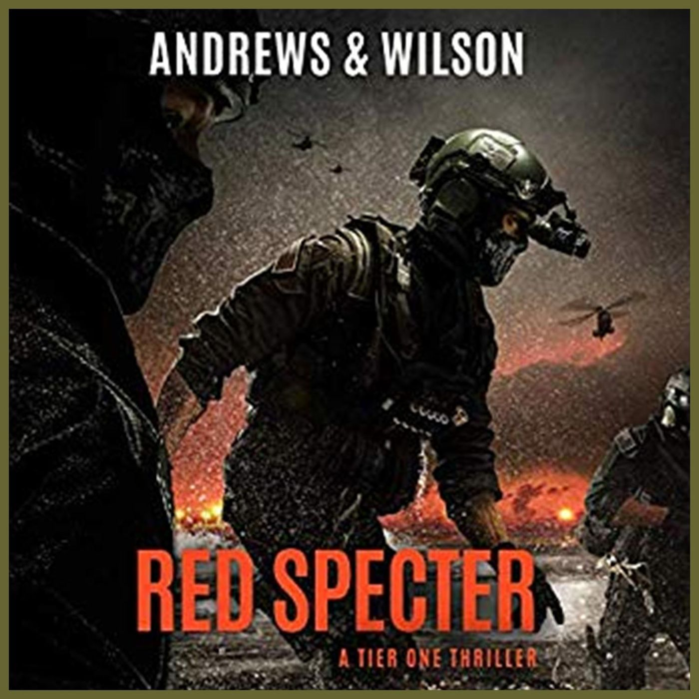 ANDREWS & WILSON - Red Specter