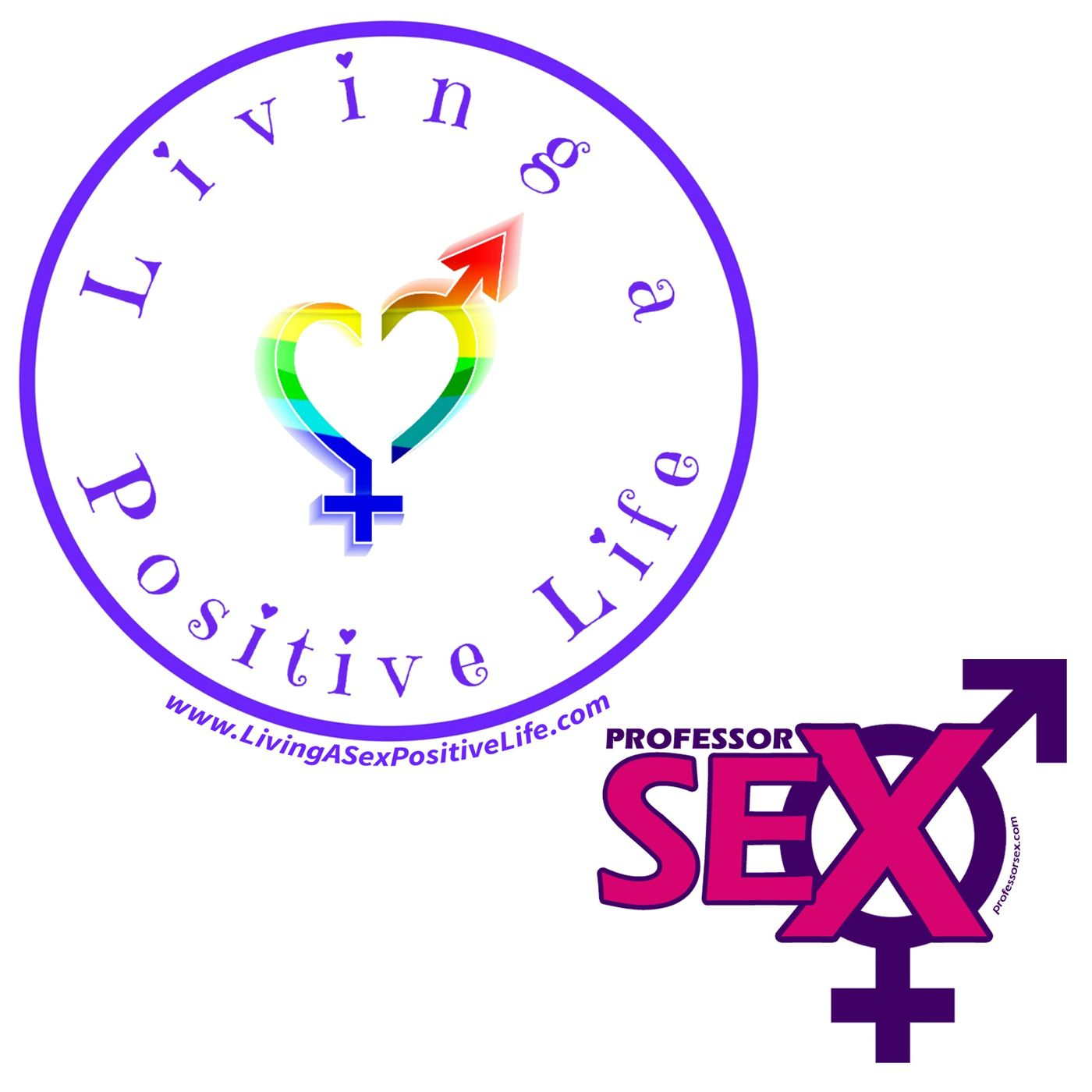 Sex Positive Me - E36 - A Lesson from Professor Sex