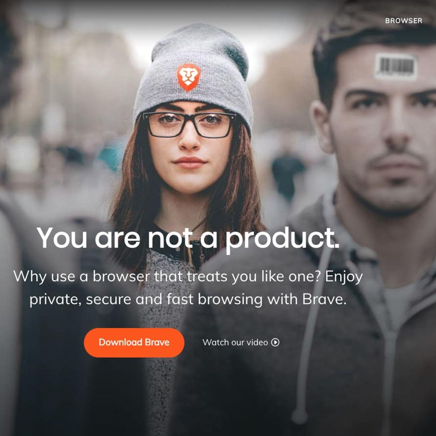 Instalando el navegador Brave