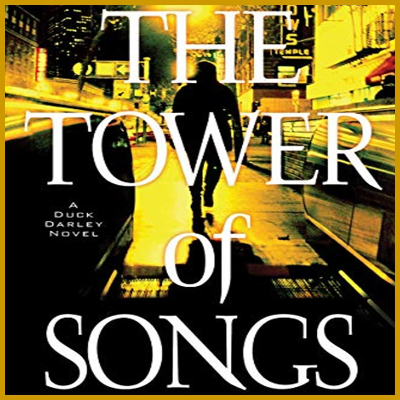 CASEY BARRETT - The Tower of Songs