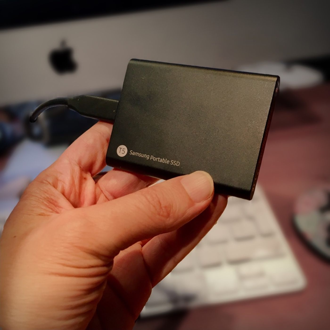Un iMac nuevo comprando solo un SSD externo