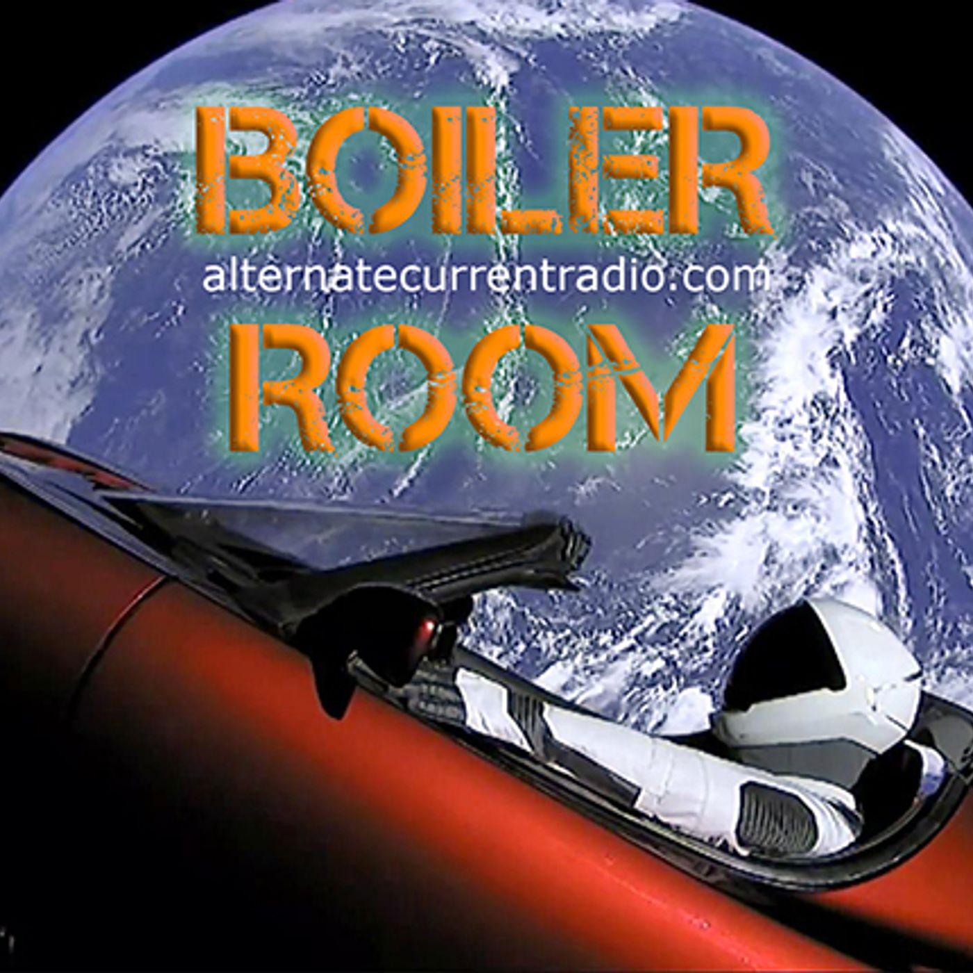 Summoning The Transhuman Golem & Teslas In Space - BOILER ROOM EP #237