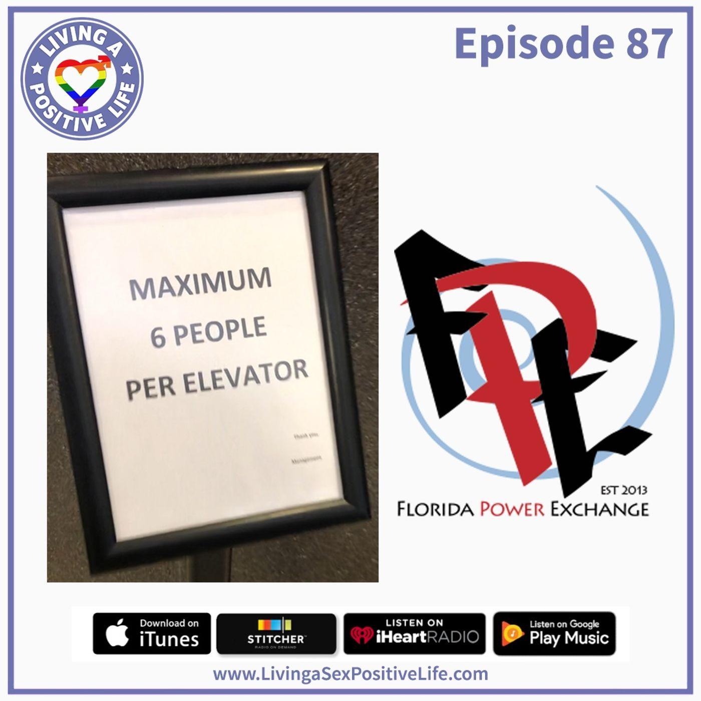 Sex Positive Me - E87: Power Exchange 2019