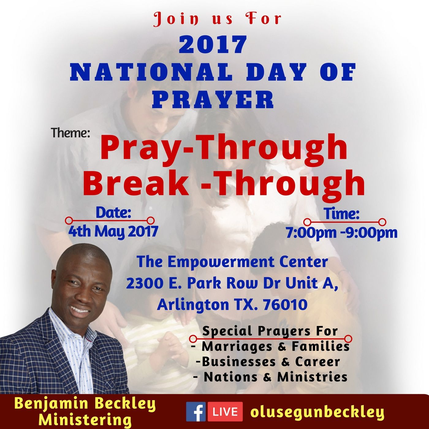 National Day of Prayers