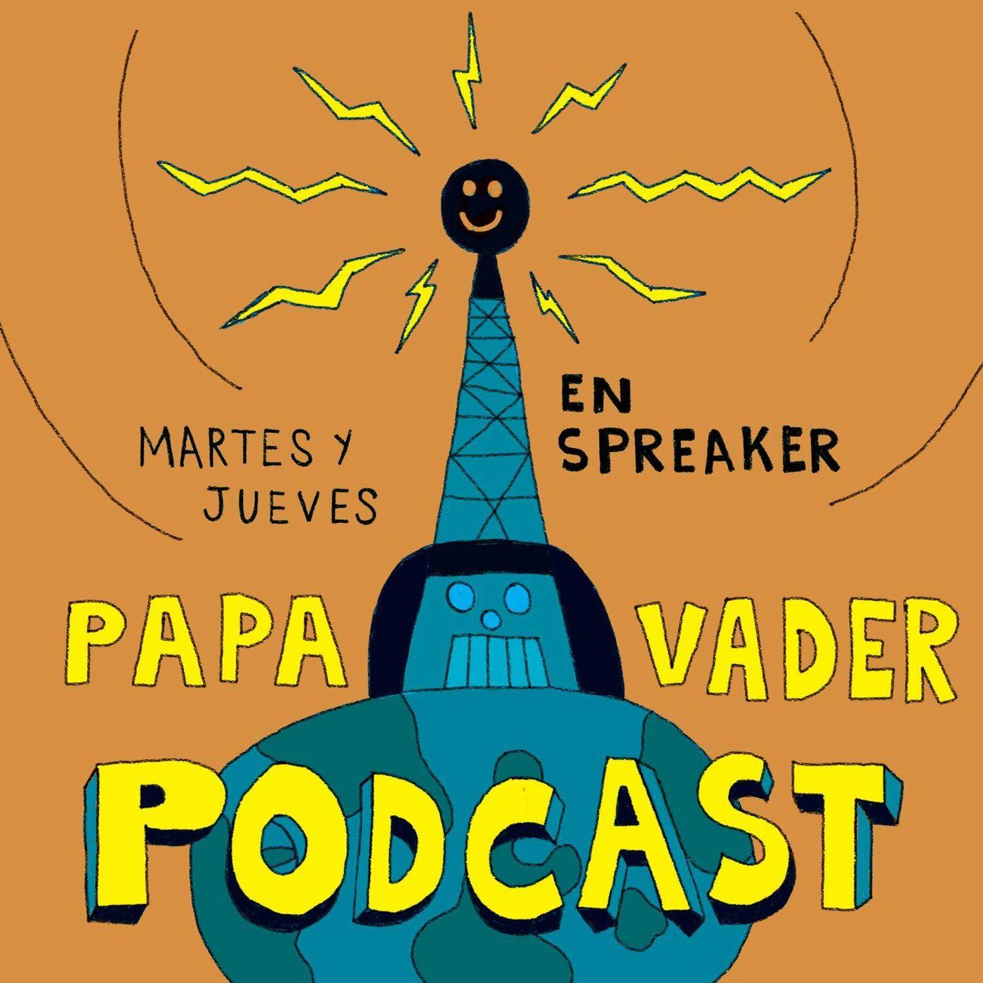 Logo de Un papa como Vader