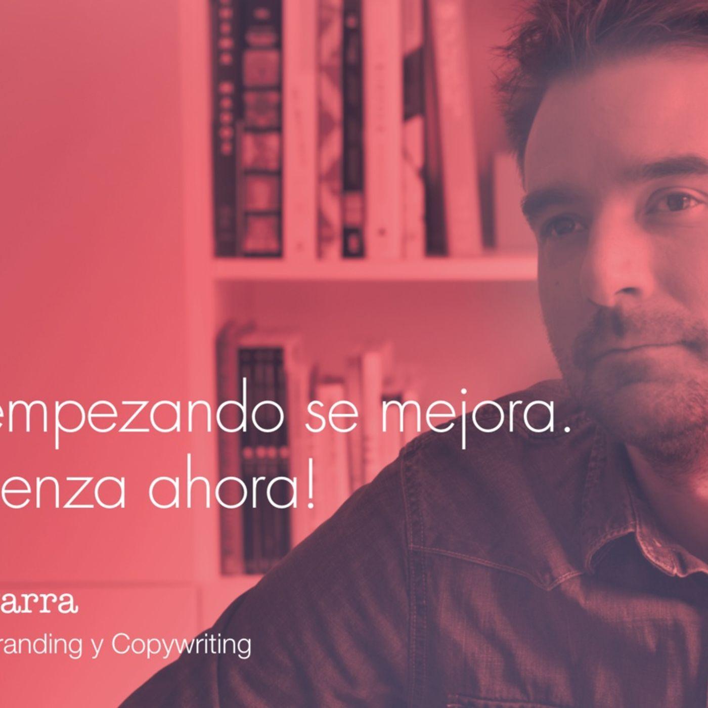 Marca la diferencia con tu Brandingwriting. Samu Parra