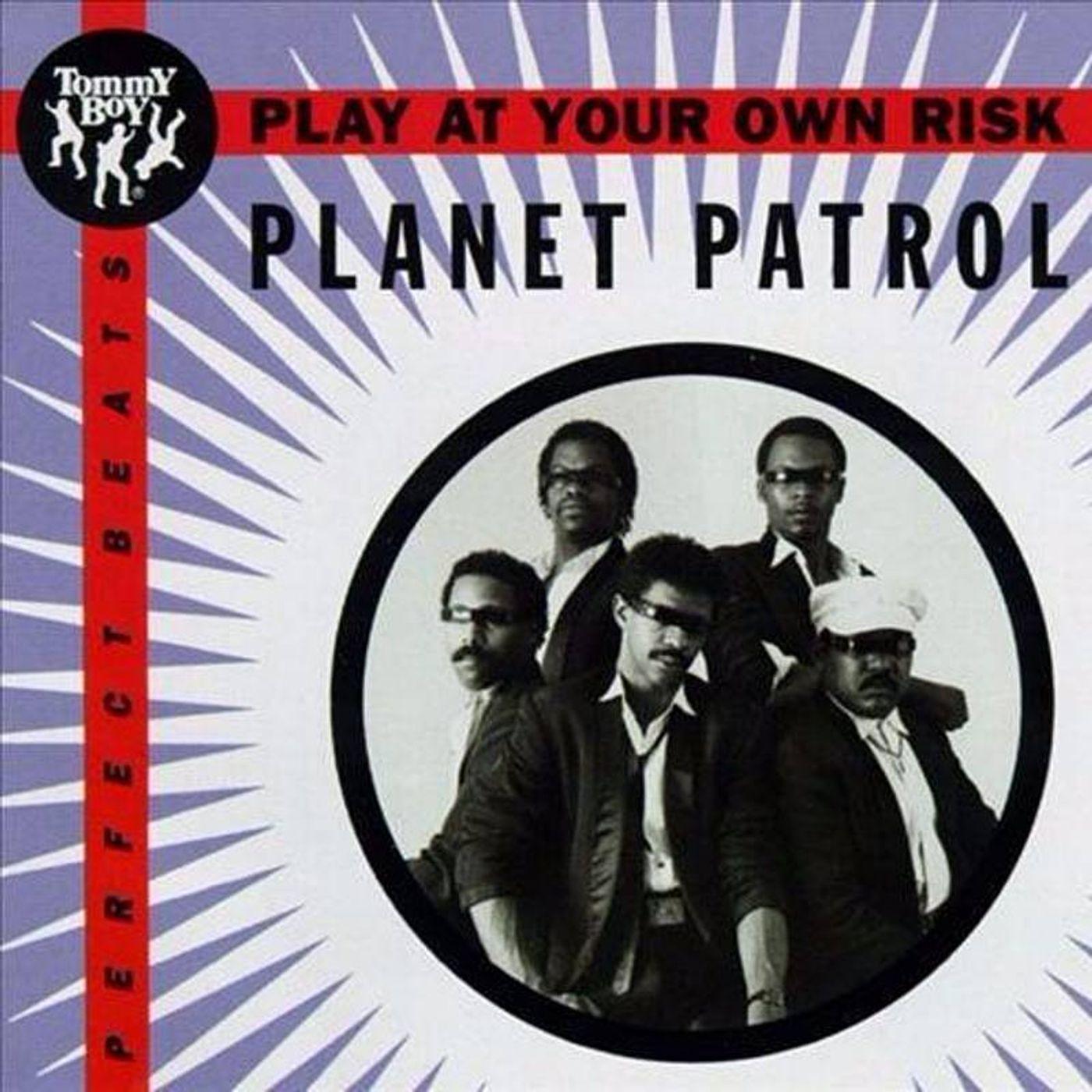 Planet Patrol on BTS