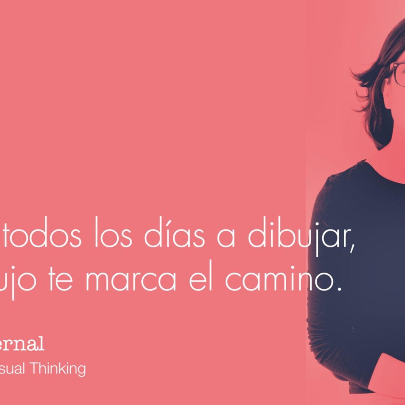 Dibuja y desarrolla tu efectividad visual. Lara Bernal