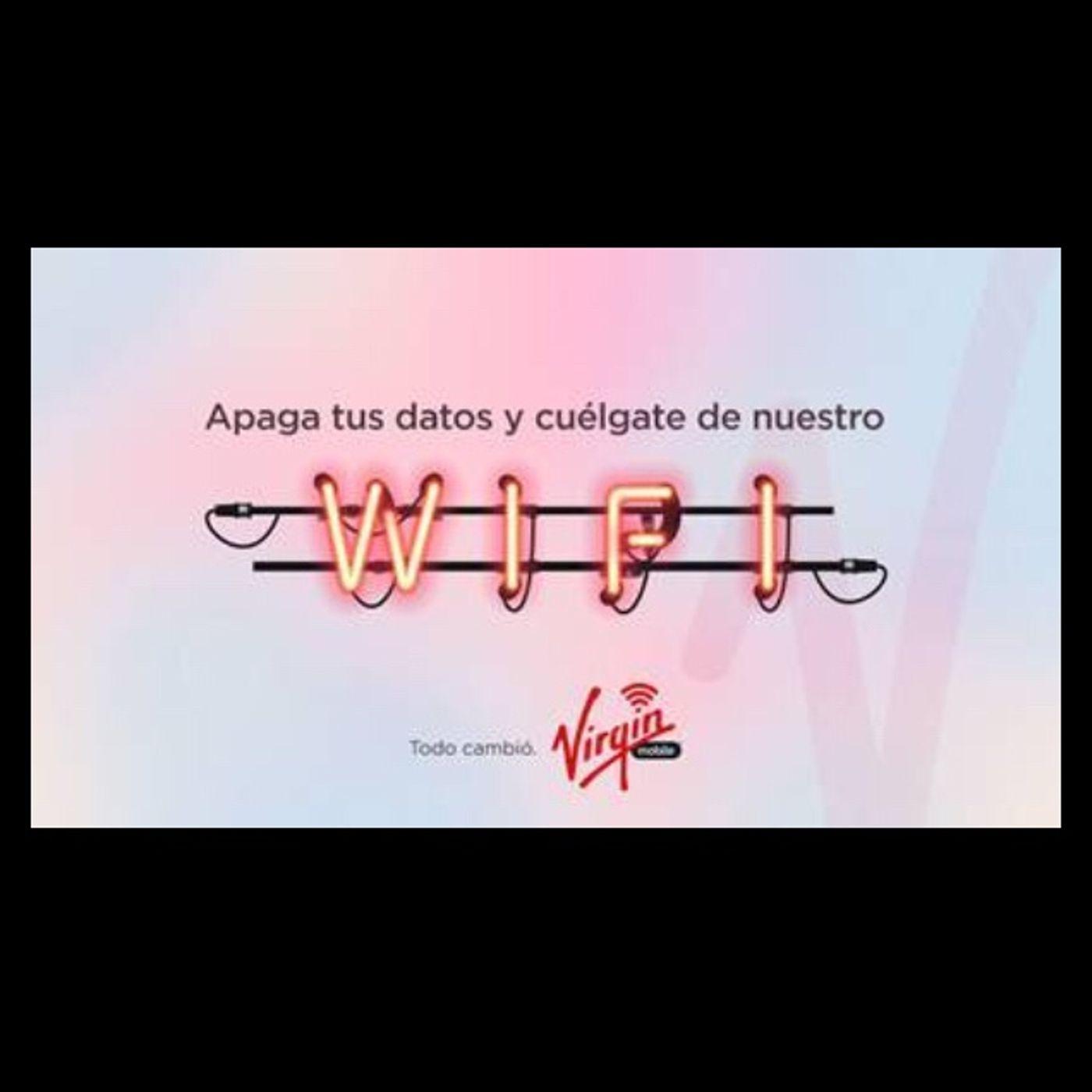 Wifi gratis (en México) y sí hay vida más allá de Jota Mario (en Colombia)