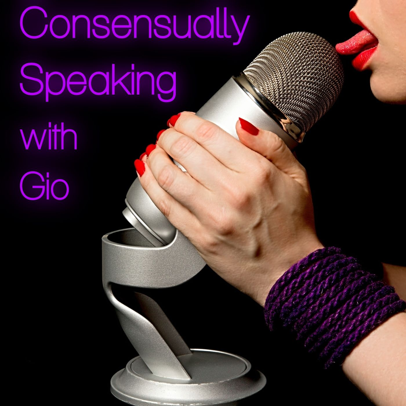 Consensually Speaking with Gio