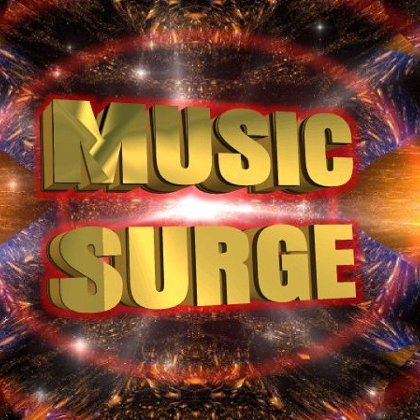 Grok Radio: Music Surge!