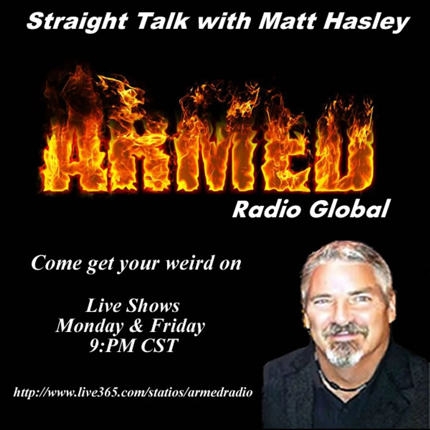 Straight Talk with Matt Hasley
