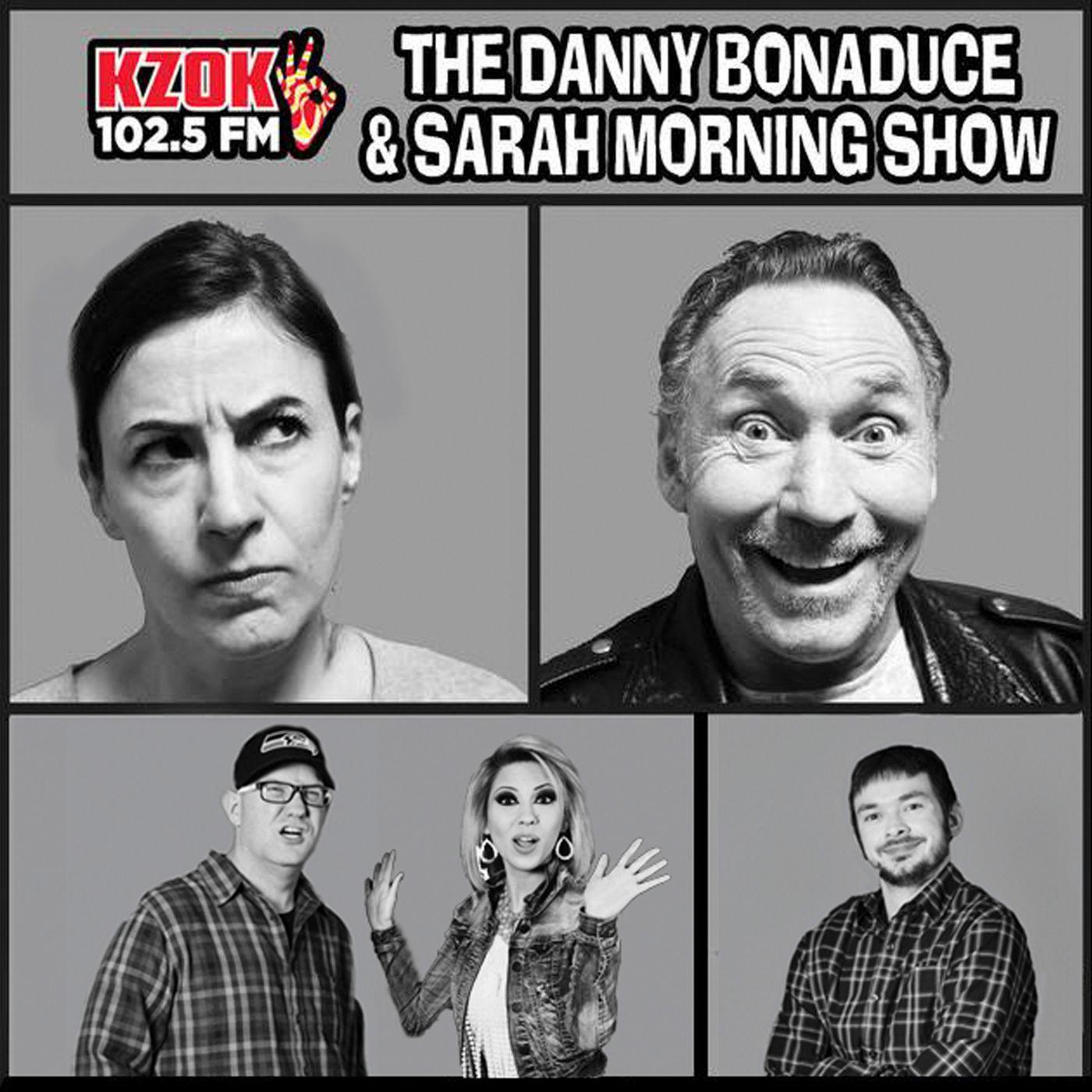 The Danny Bonaduce & Sarah Morning Show