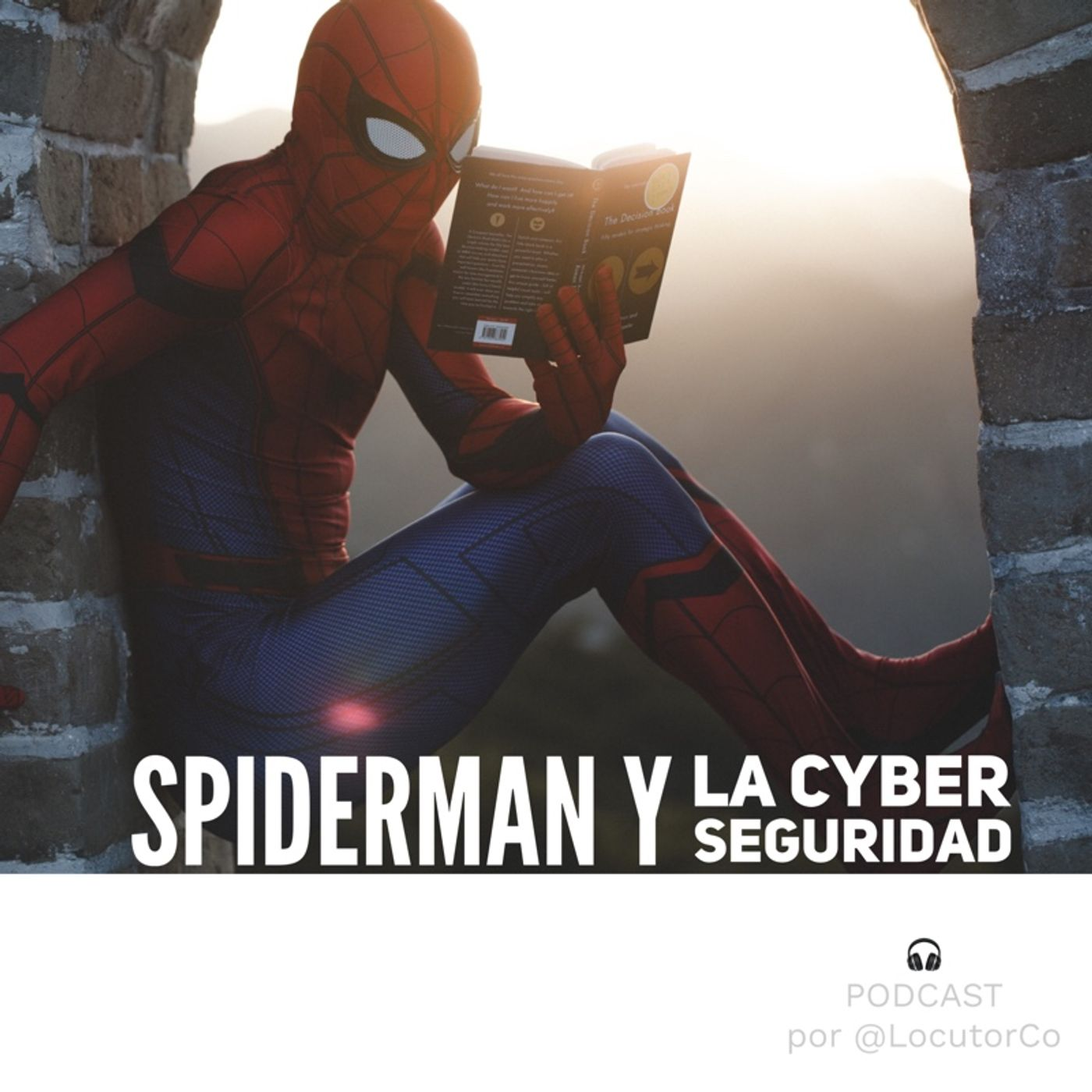 Spiderman y la ciberseguridad