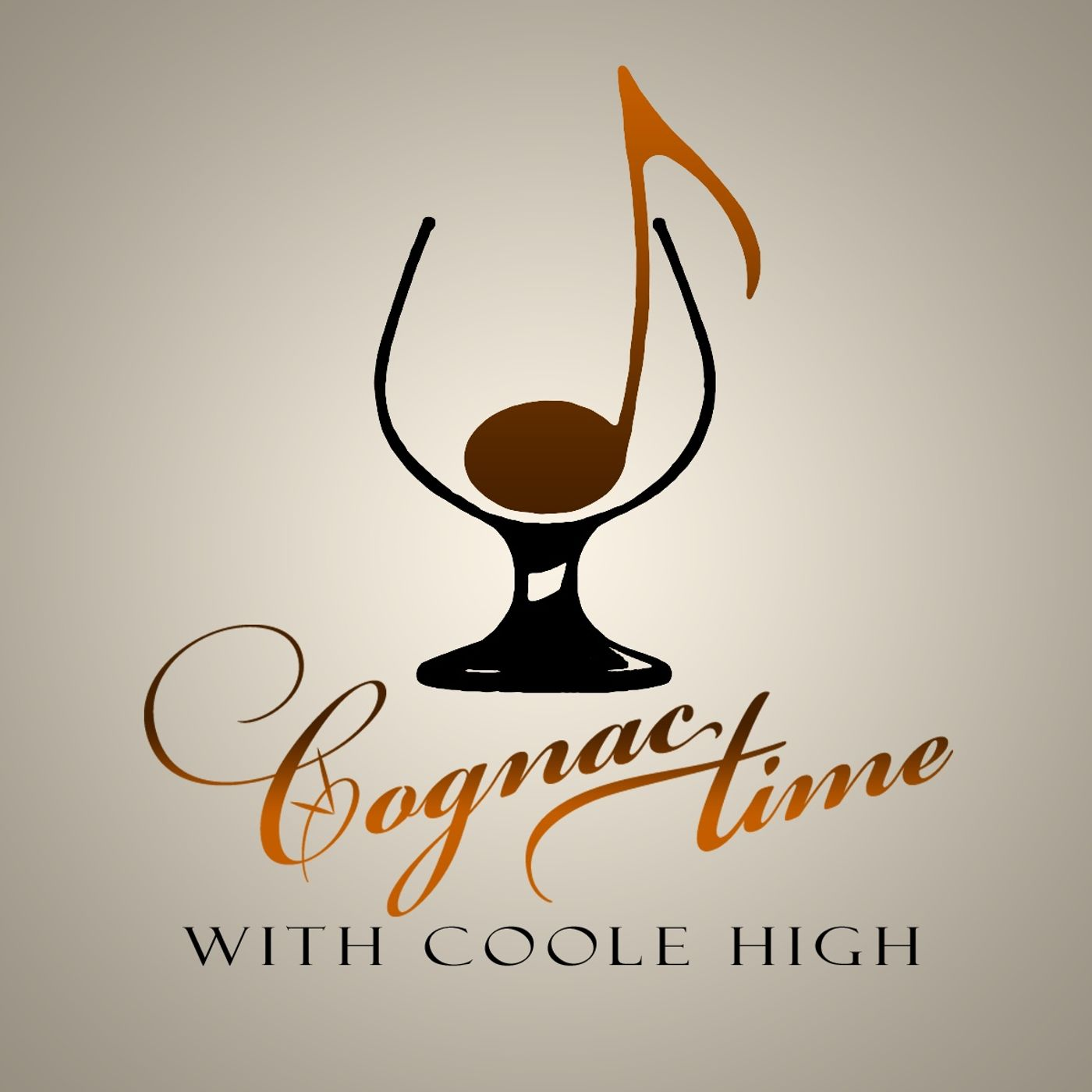 Cognac Time With Coole High