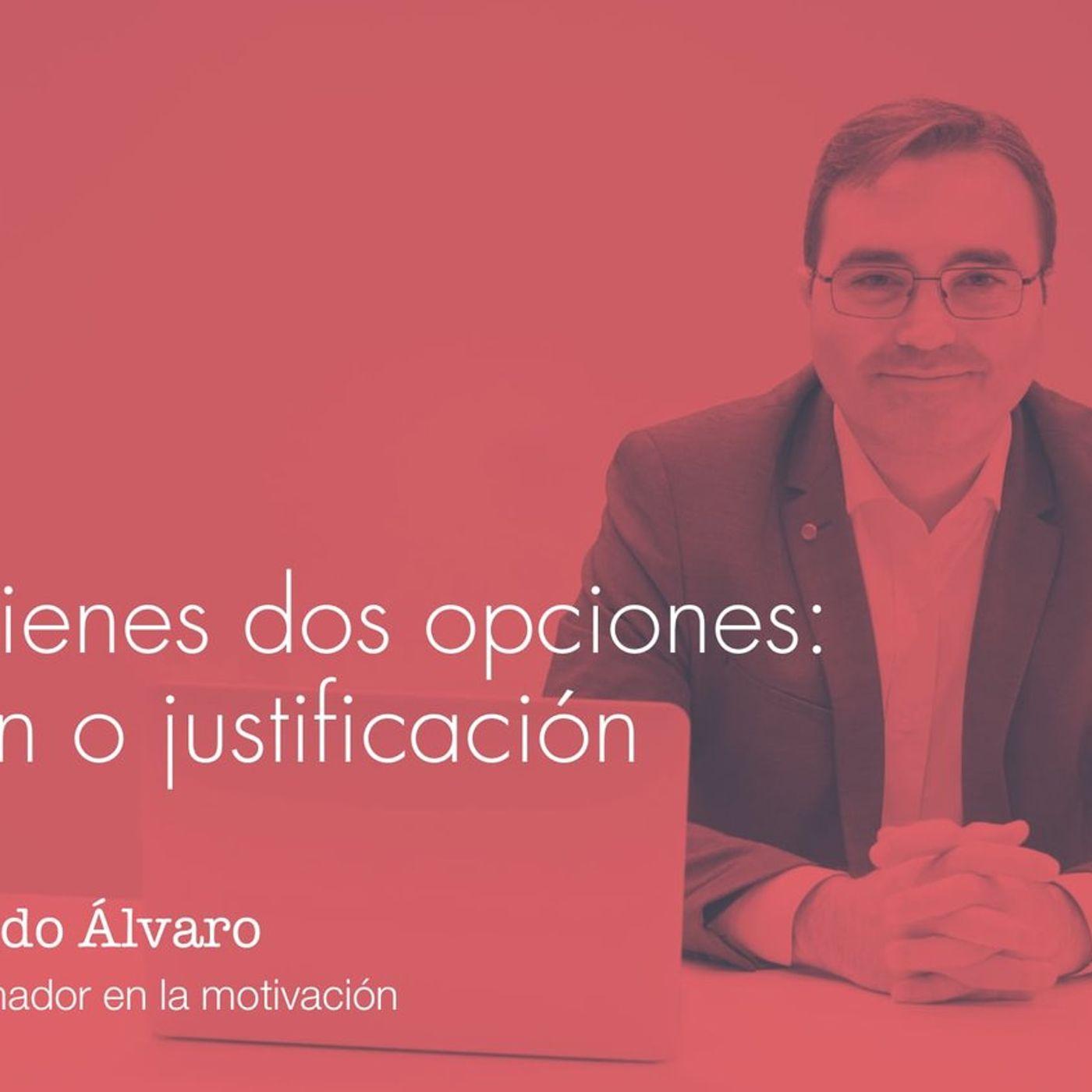 La vida sucede donde está la acción. Fernando Álvarez