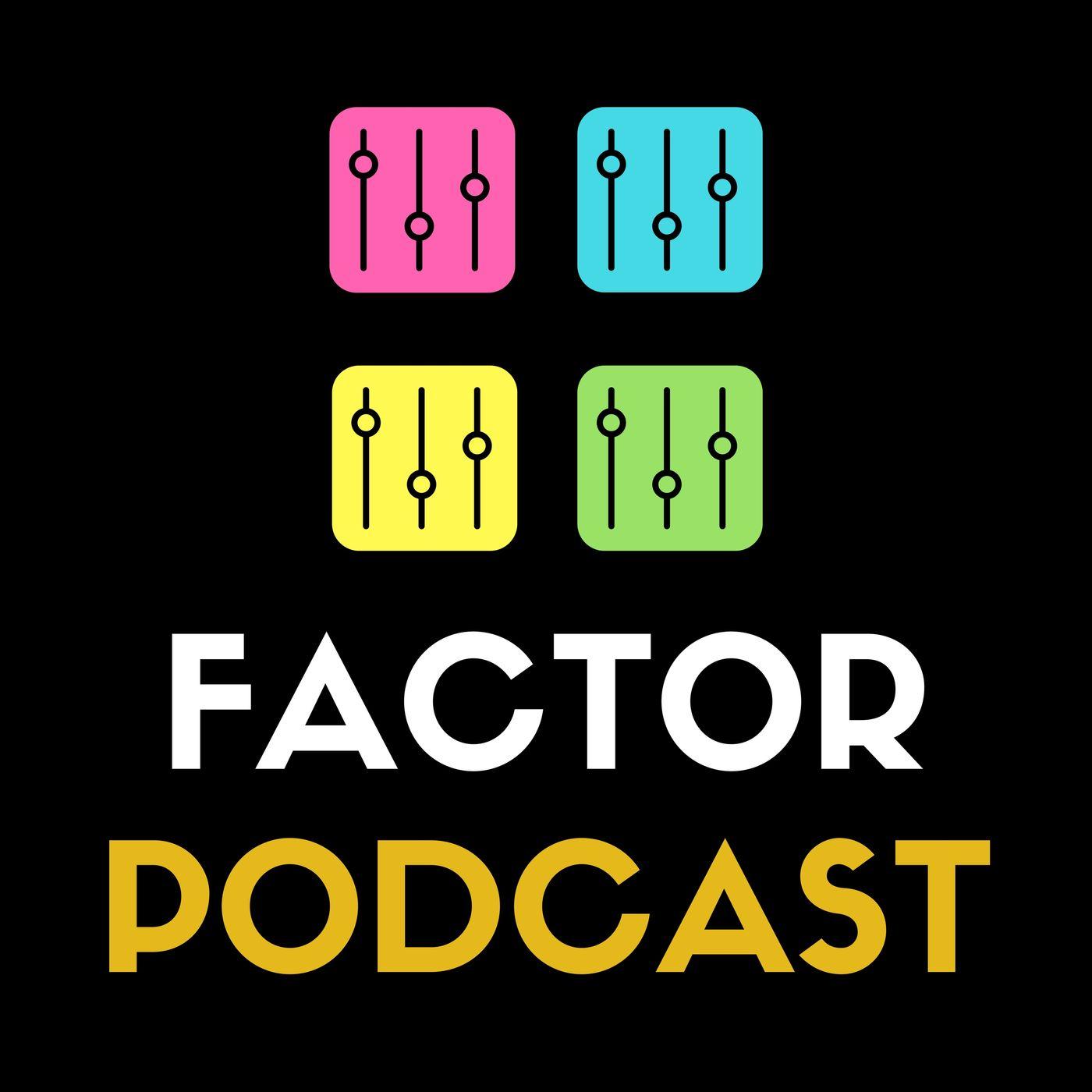 Logo de Factor Podcast