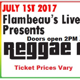 Youngstown 1st Annual Reggae Fest