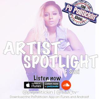 Artist Spotlight - Suzi | @Suzi_tv