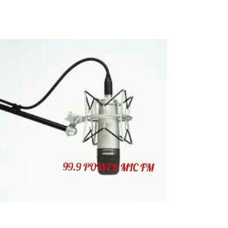 DJ T.M ON AIR 99.9 Power Mic FM