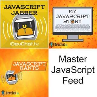 All JavaScript Podcasts by Devchat.tv