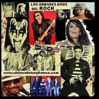 LOS GRANDES AÑOS DEL ROCK Alejandra Guzmán