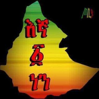 The Voice Of Heroic Ethiopians!